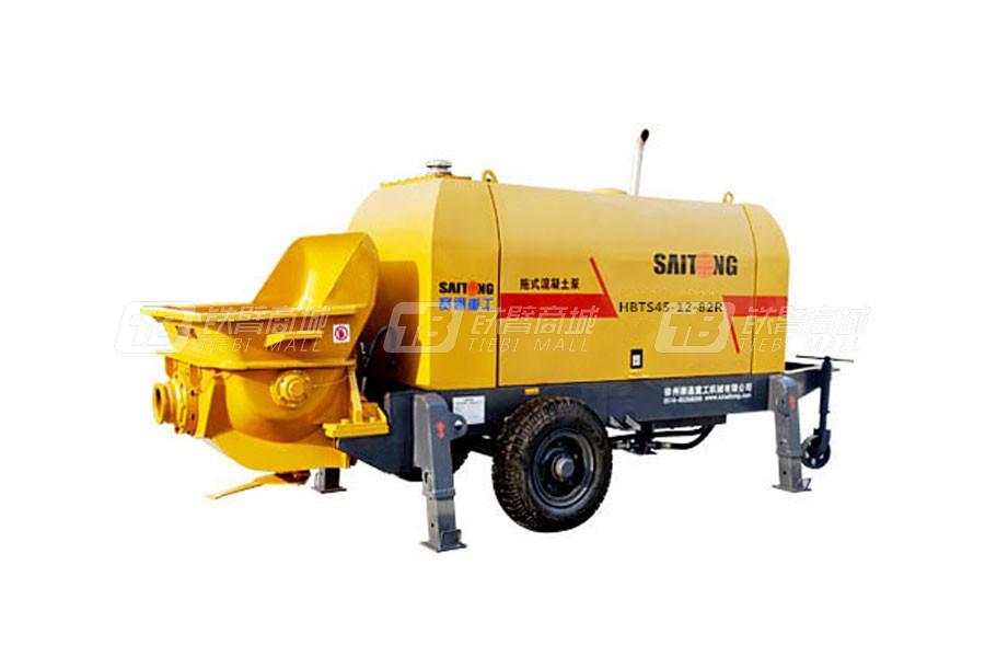 赛通HBTS45-12-82R(柴油机型)小型混凝土输送泵
