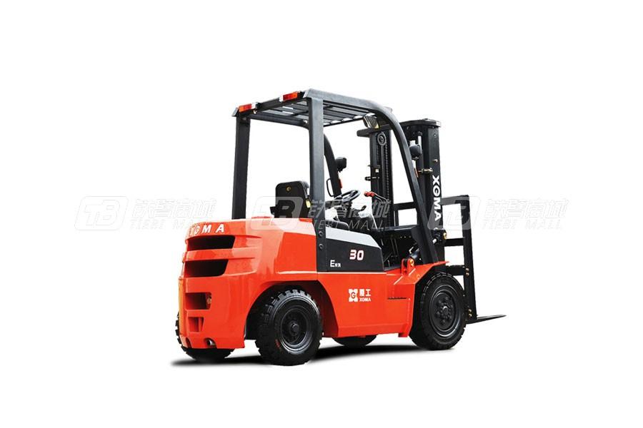厦工XG530-DT5(液力)普通内燃叉车