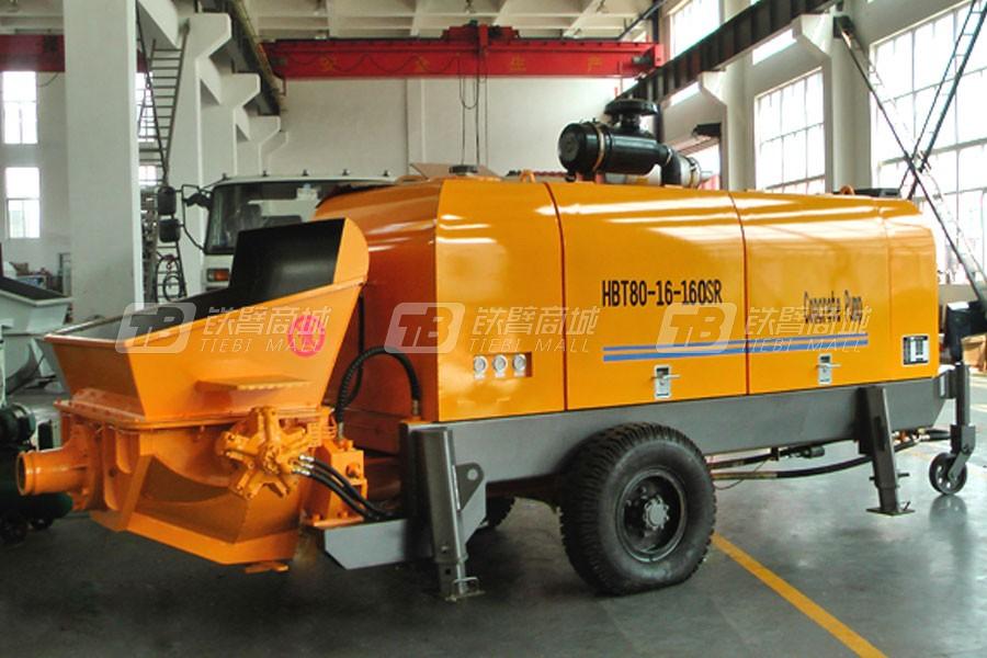海州机械HBT60-13-90S柴油混凝土泵