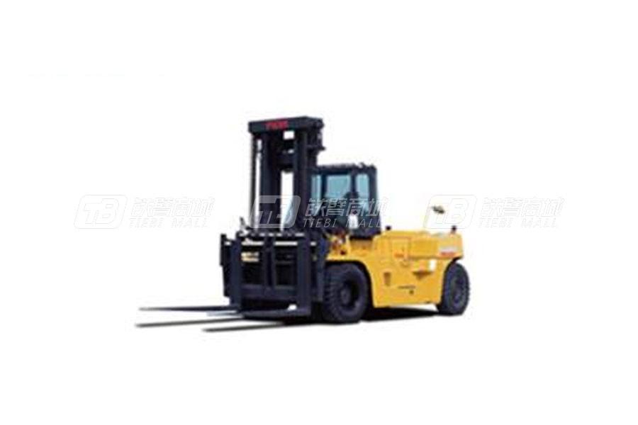 TCMFD300内燃平衡重叉车
