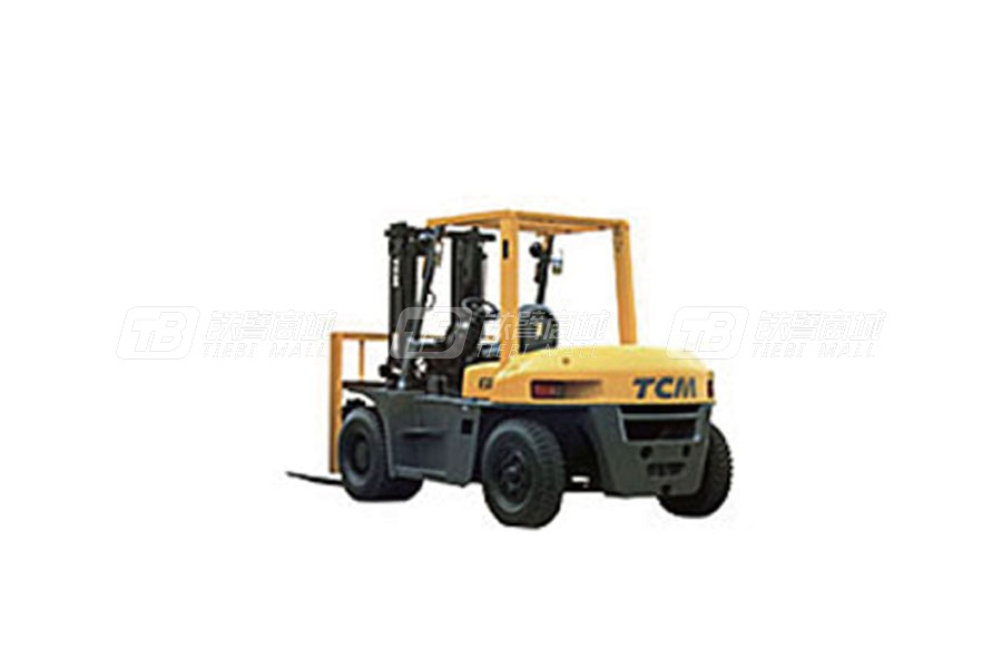 TCMFD100Z8内燃平衡重叉车