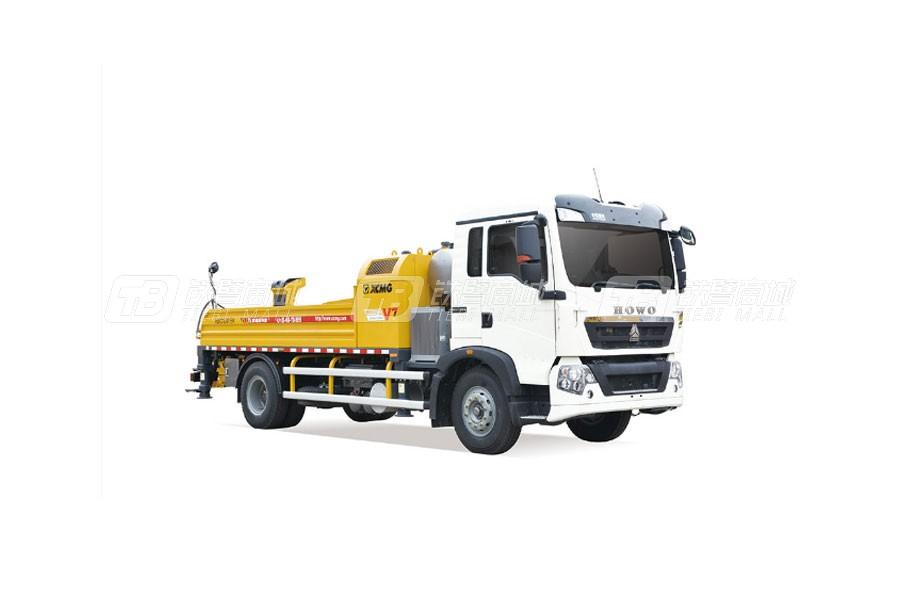 徐工HBC10020K车载式混凝土泵