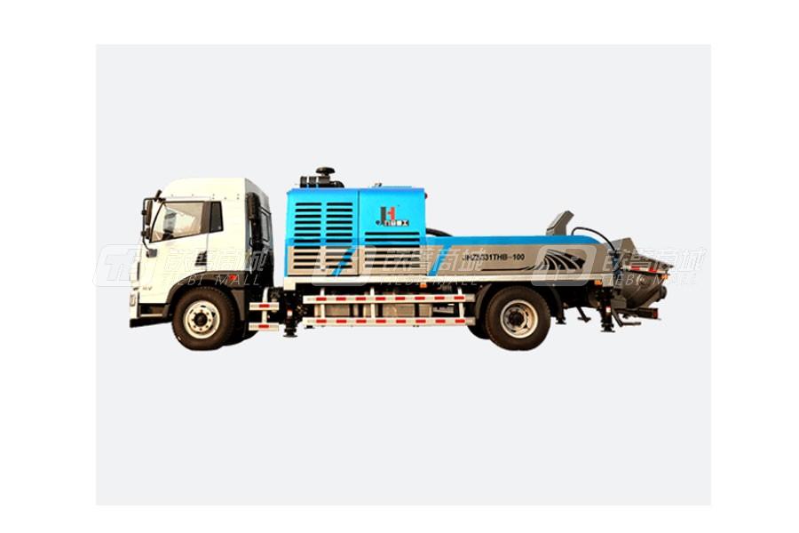 九合重工JHZ5141THB-100-22车载泵图片