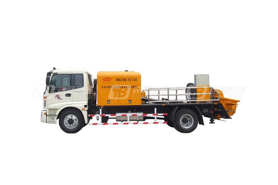 华强京工HBC100.12.110车载泵
