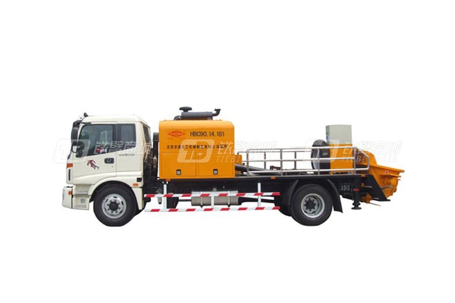 华强京工HBC80.16.110车载泵