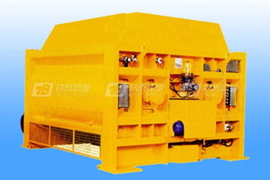 天宇JS3000砼搅拌主机系列