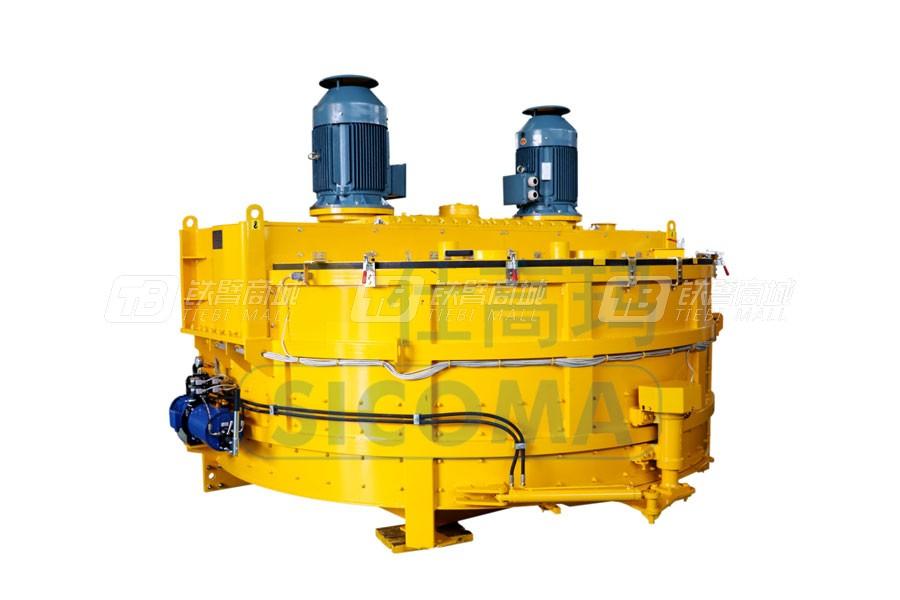 仕高玛MPC1875/1250行星式商品混凝土搅拌机