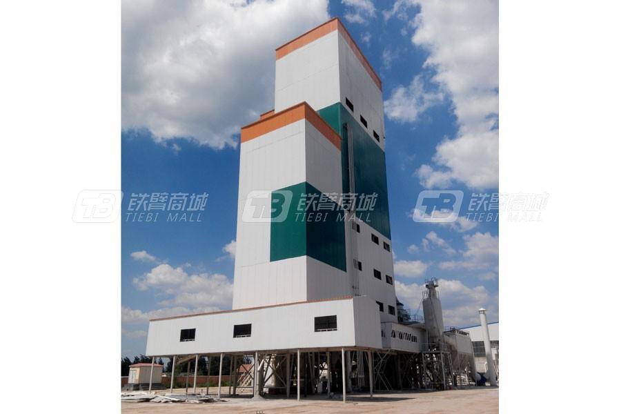新型建机GDW3000塔楼式干粉砂浆生产线