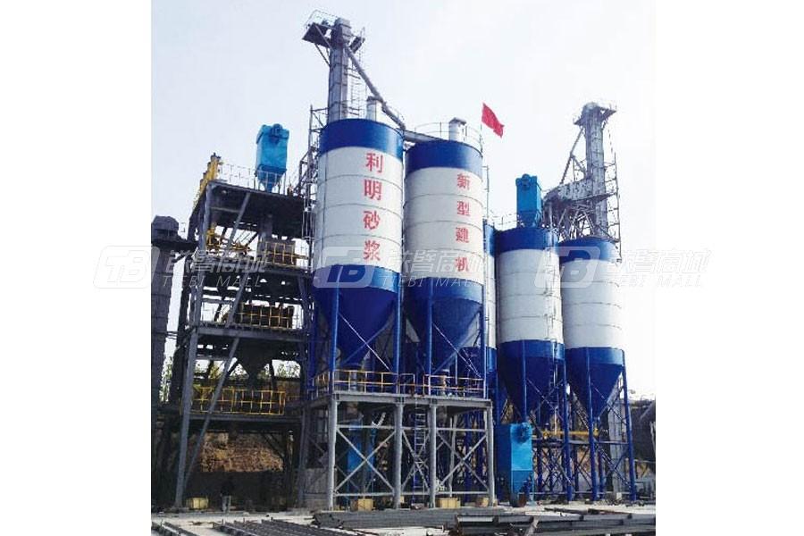 新型建机GDW6000阶梯式干粉砂浆生产线
