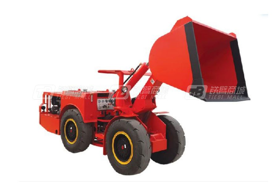 拓兴机电TXCY-0.75柴油铲运机