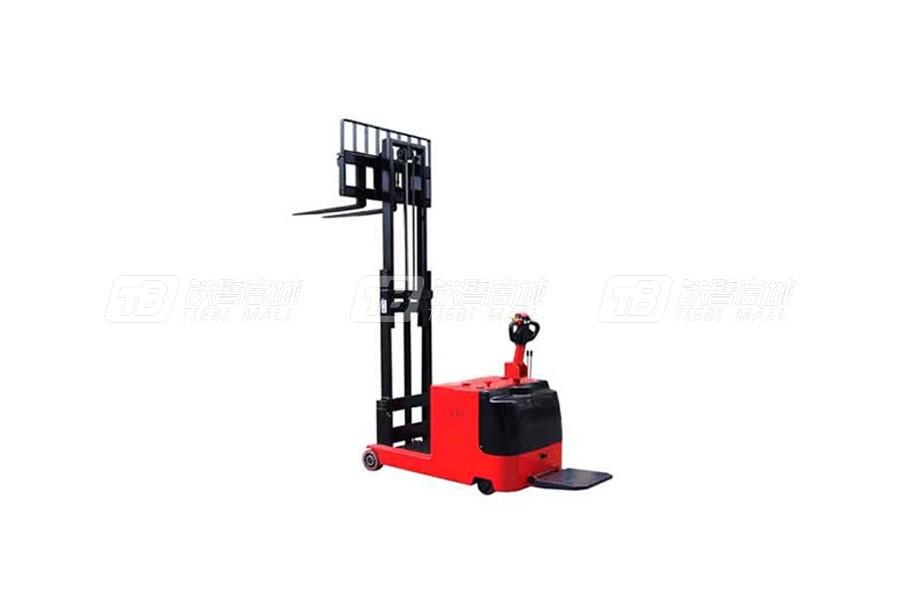 台励福CLP10平衡重全电动堆高车