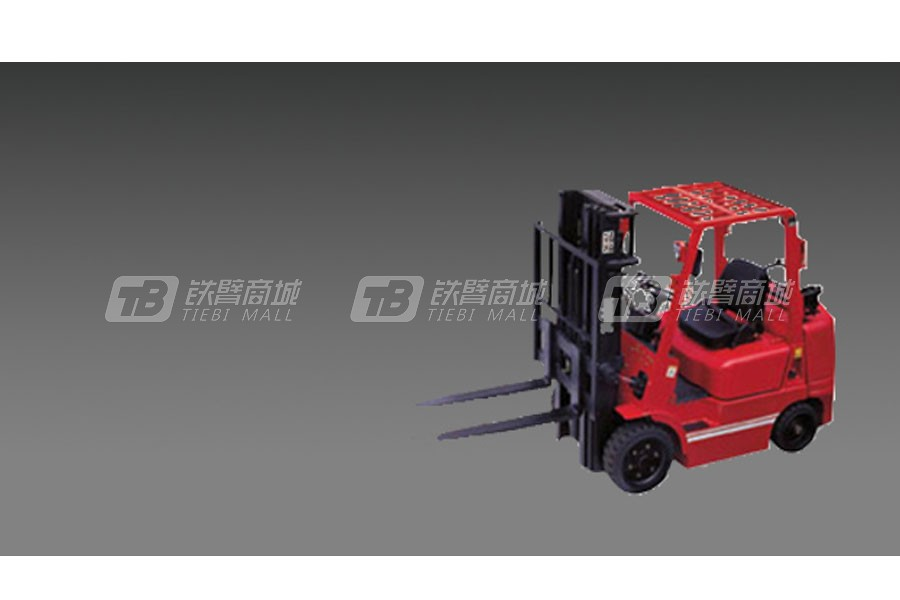台励福FGC15~35塑身引擎式叉车