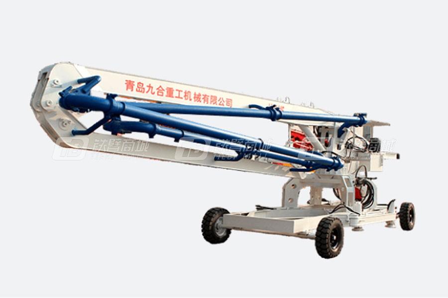 九合重工HGD15行走式液压布料机