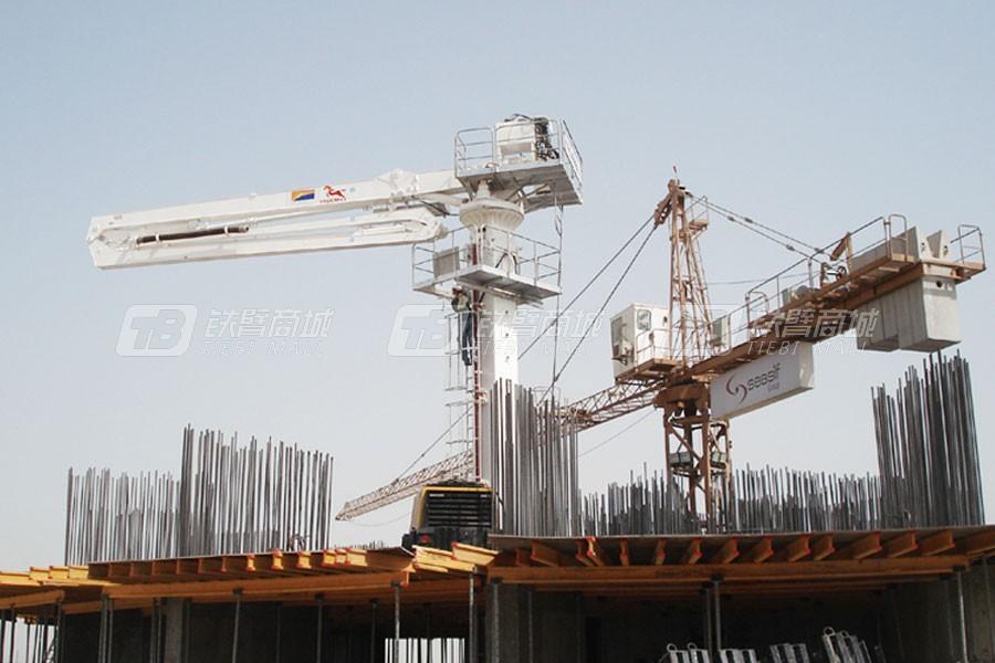 信瑞重工HG28A-3R管柱内爬式液压布料机