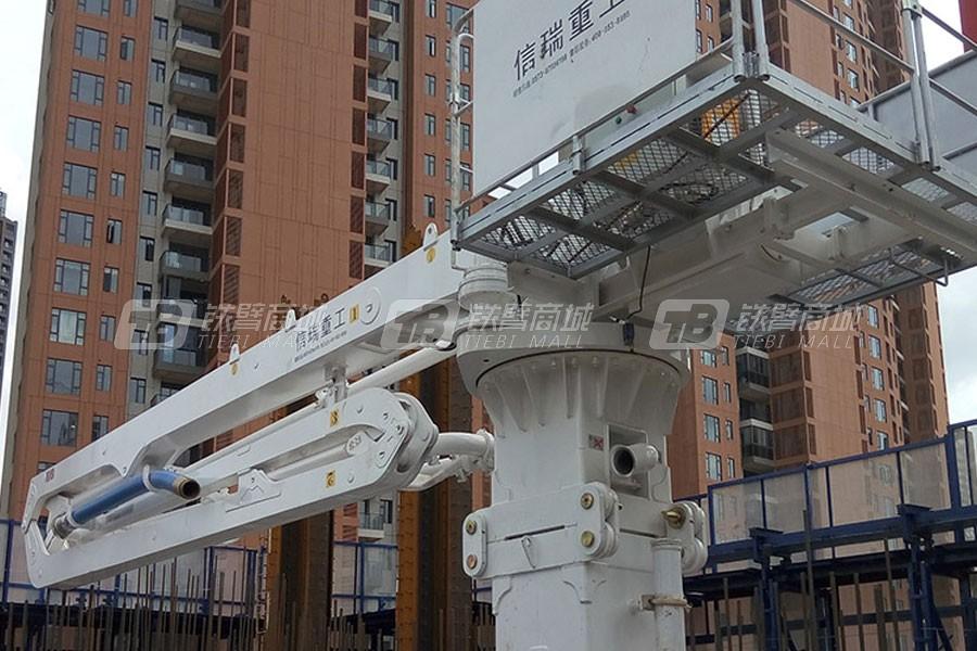 信瑞重工HG21AM-3R固定式液压布料机