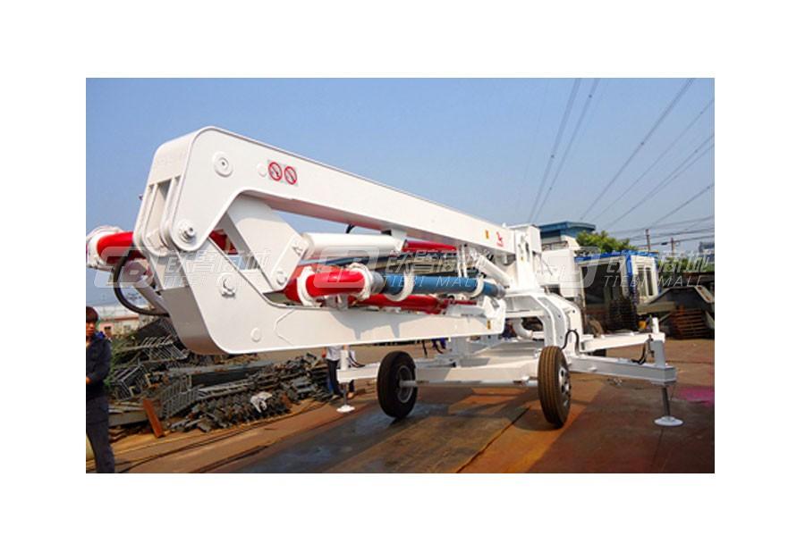 信瑞重工HG17D-3R移动式液压布料机