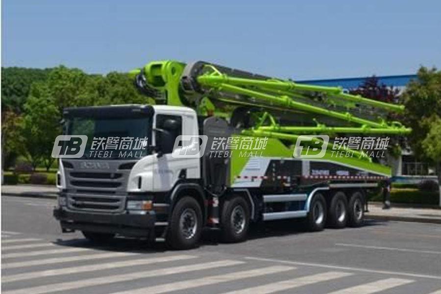 中联重科ZLJ5540THBSE混凝土泵车