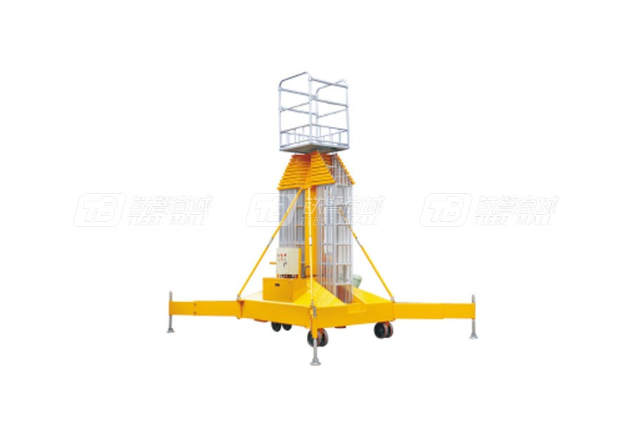 西林GTTY25套筒油缸式高空作业平台