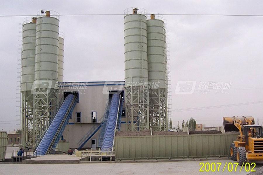 四川建机2-HZS(N)90A标准型混凝土搅拌站