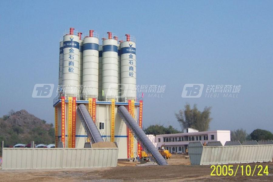 四川建机2-HZS240B标准型环保节能混凝土搅拌站