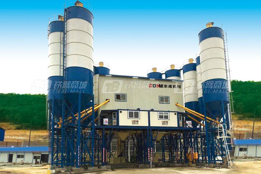 东南机械HZS180T高铁搅拌站