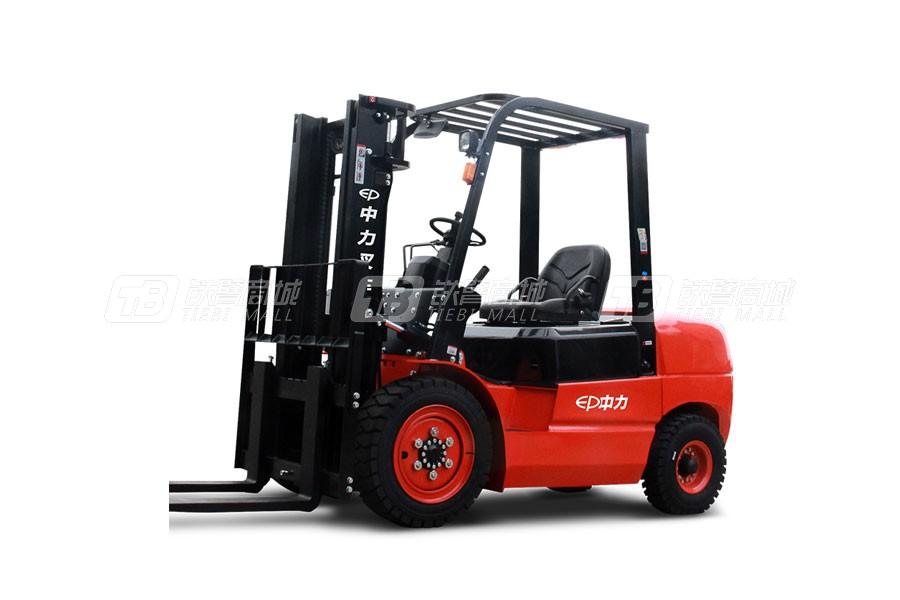 杭州中力CPCD35T3(大力神)3.5吨内燃叉车