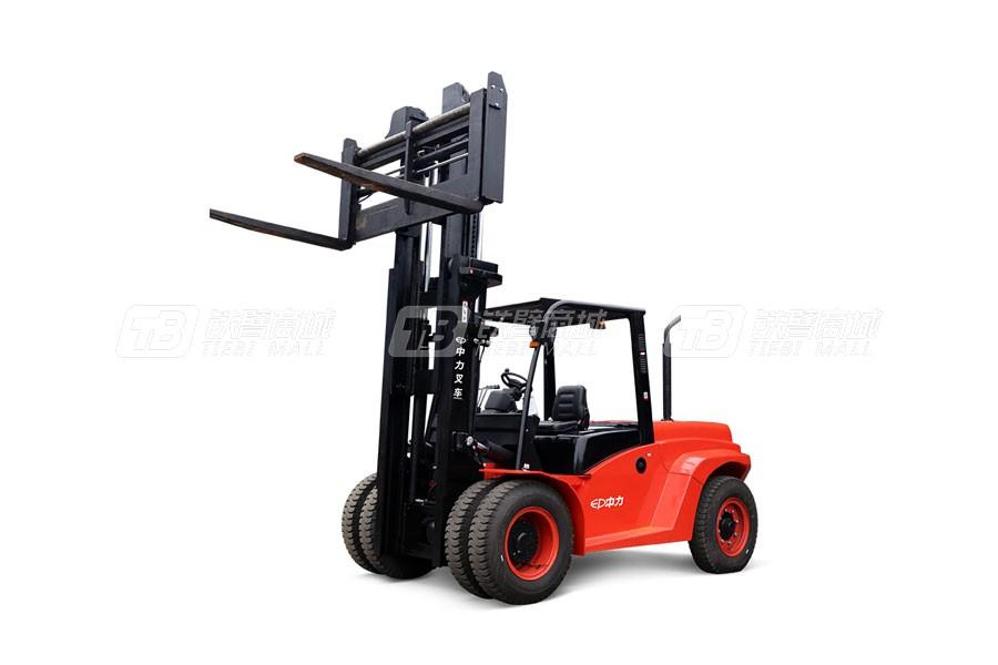 中力CPCD100T810.0吨内燃叉车