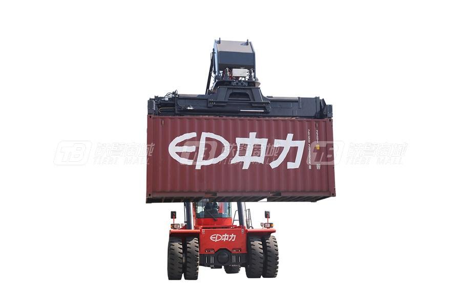 中力ZL450型45t集装箱正面吊运起重机