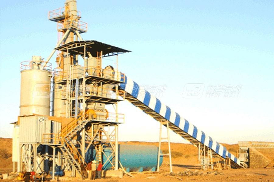 斯贝柯STBP-60THB开放式混凝土搅拌站