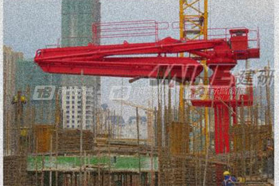 建研机械HGY33电梯井爬升式布料机