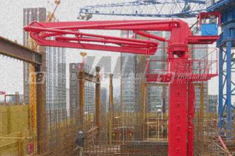 建研机械HGY21楼板爬升式布料机