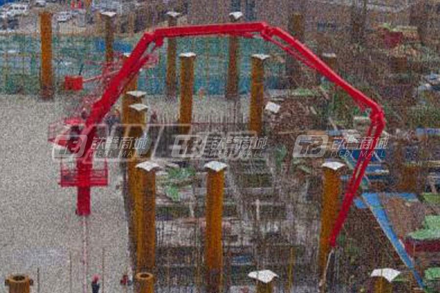 建研机械HGY33楼板爬升式布料机
