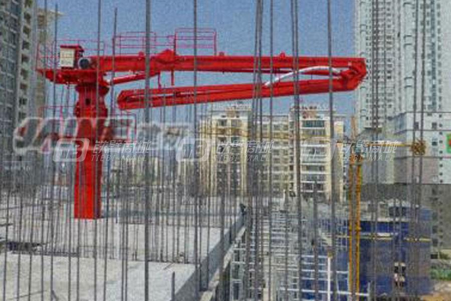 建研机械HGY28楼板爬升式布料机