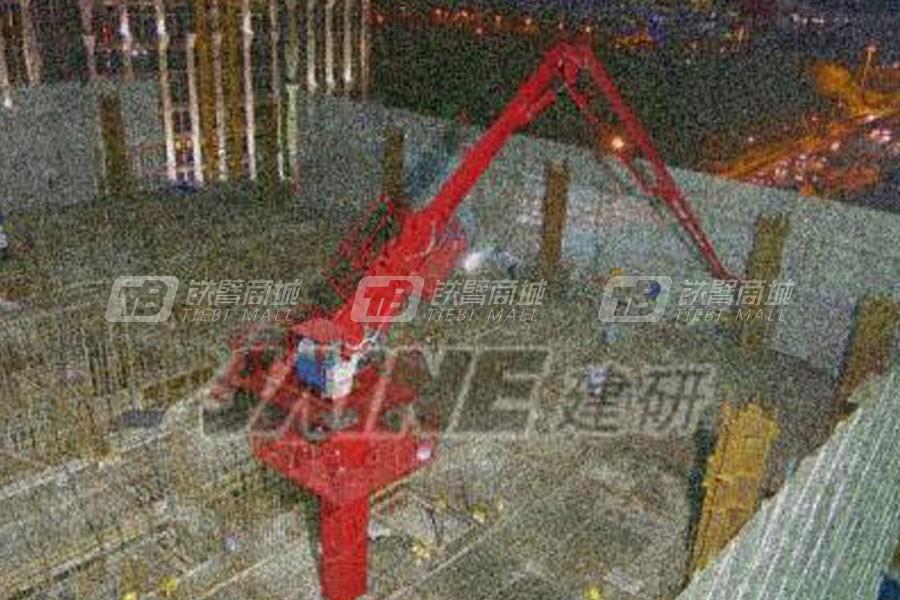 建研机械HGY32楼板爬升式布料机