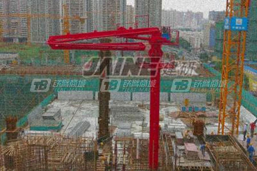建研机械HGY24楼板爬升式布料机
