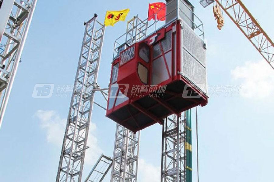 京龙SC200/200GD低速变频施工升降机