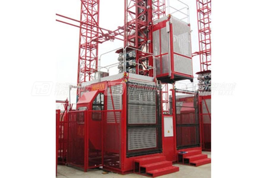 虎霸SC200/200K双吊笼施工升降机