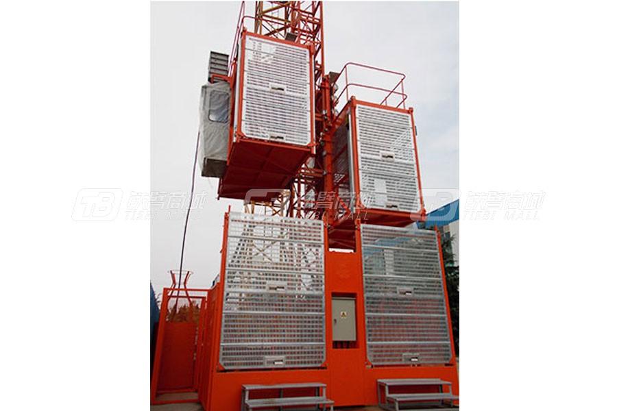 方圆SC200/200变频施工升降机