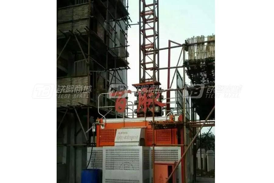 百脉建机SC200/200低速变频施工升降机
