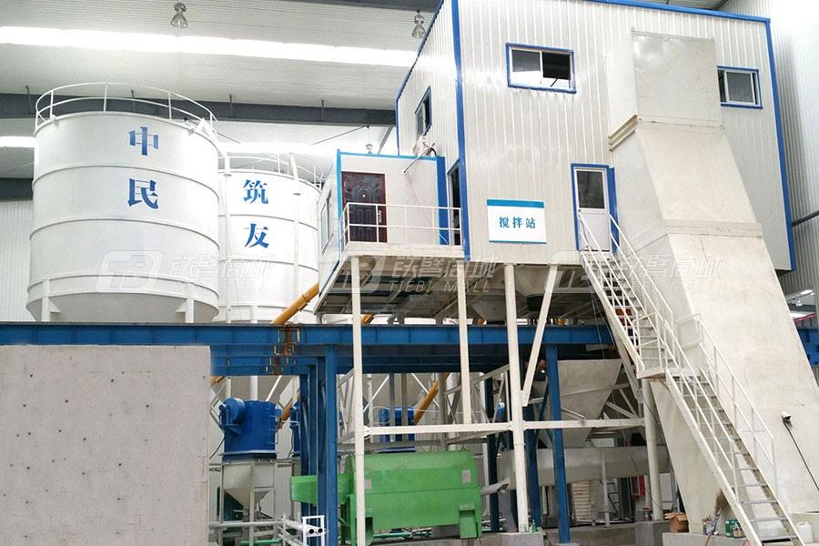 中青林HZ(L)N120预制混凝土搅拌站(PC)