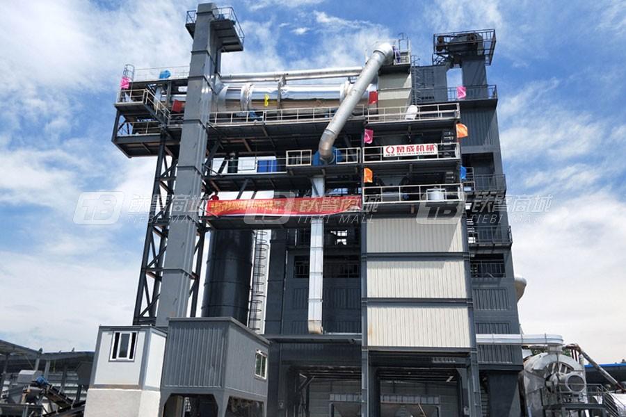 泉成机械QCR600固定式再生附楼QCR系列