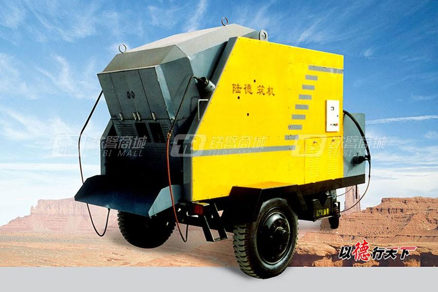 陆德筑机LZO6B沥青混合料再生设备