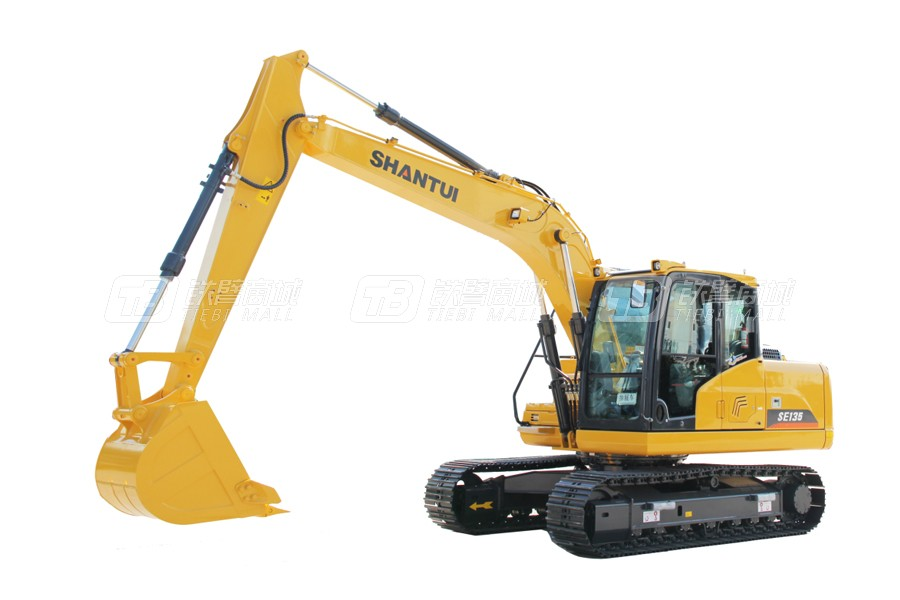 山推SE135-9(标配版)履带挖掘机