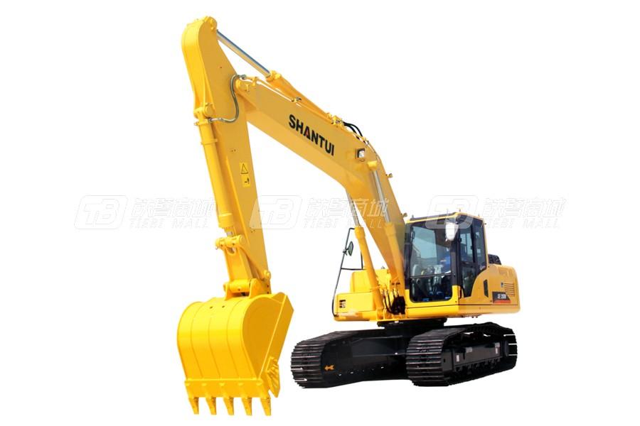 山推SE210W履带挖掘机