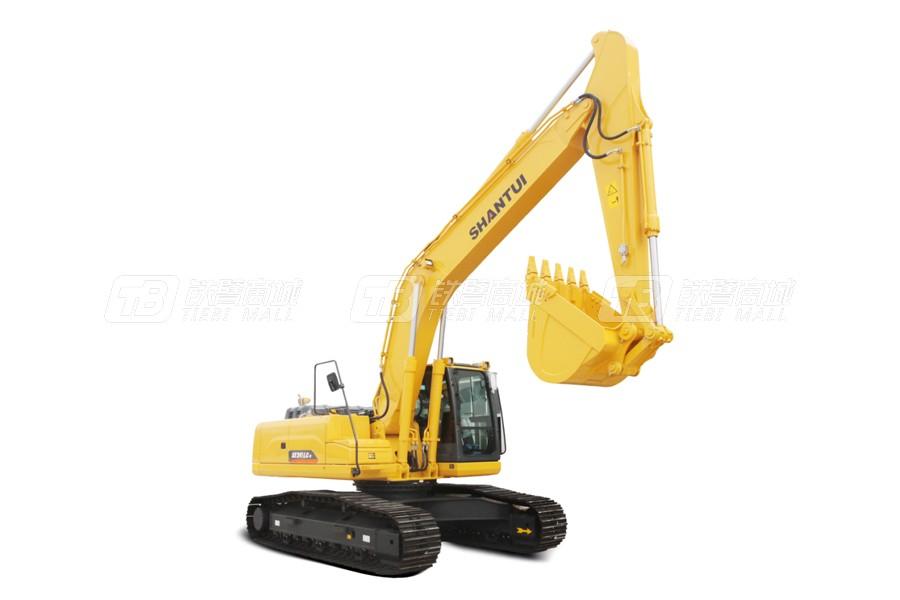 山重建机SHANTUISE245LC-9A履带挖掘机