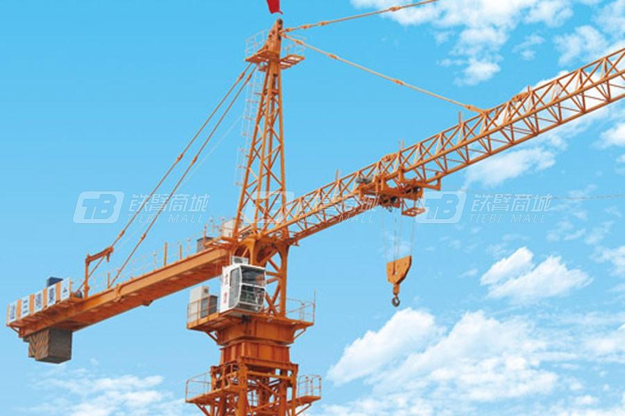 虎霸H7533B塔头式塔式起重机