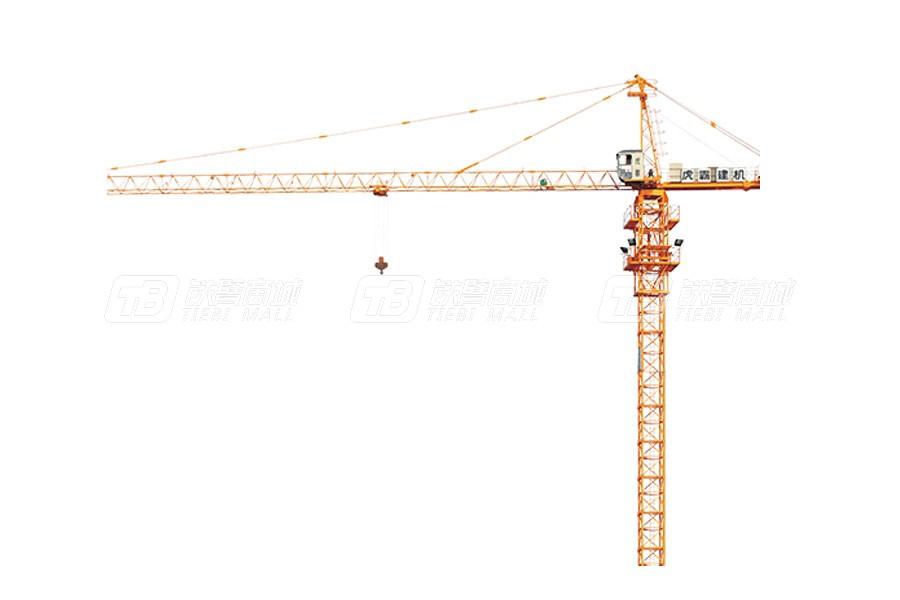 虎霸H6010塔头式塔式起重机