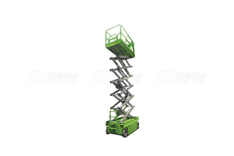 杰希重工SS0912EL/HL 剪叉式高空作业平台
