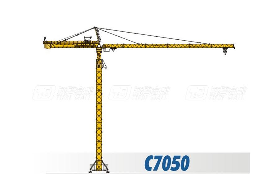 四川建机C7050塔式起重机