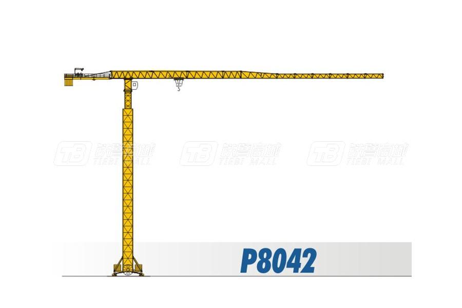 四川建机P8042塔式起重机